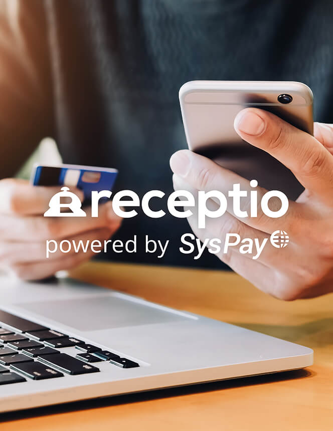 Receptio SysPay soloaffittibrevi solo affitti brevi box partner azienda chi siamo hover